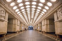 Estación de metro de Elektrozavodskaya