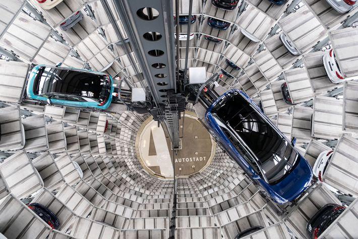 Los nuevos coches eléctricos de Volkswagen
