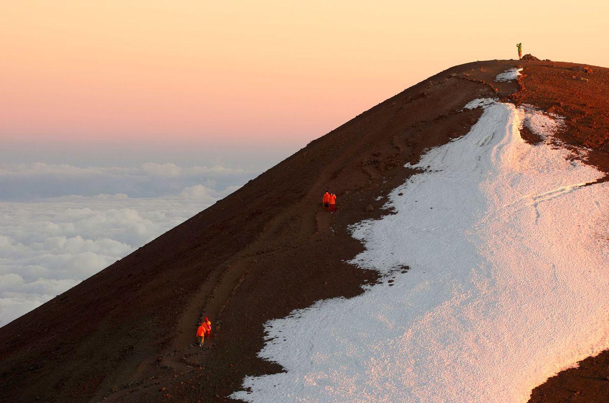 Ruta Humu'ula-Mauna Kea