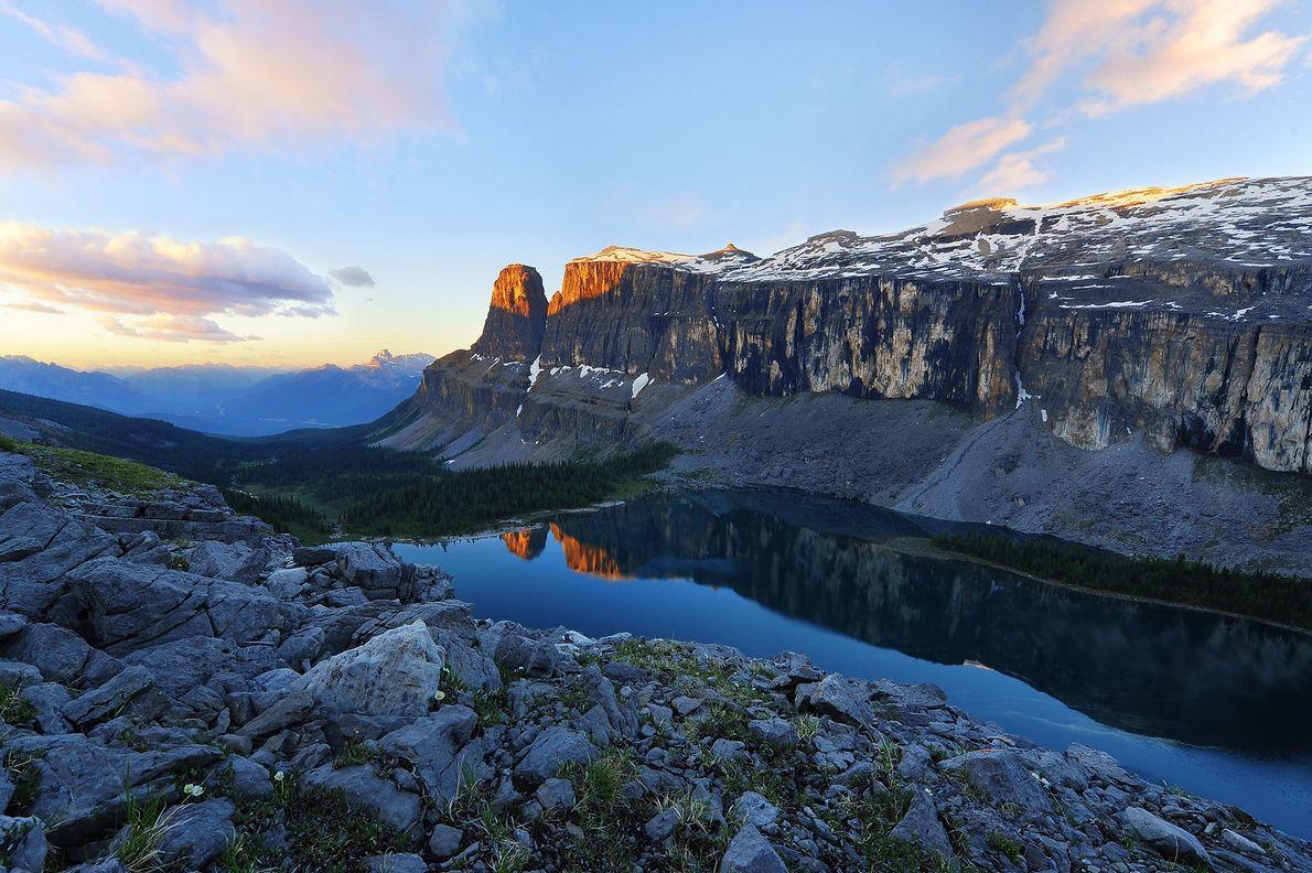 Lago Rockbound, Canadá