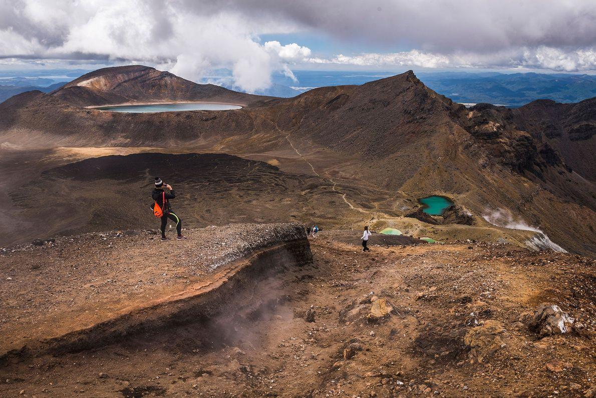 Paso Alpino del Tongariro