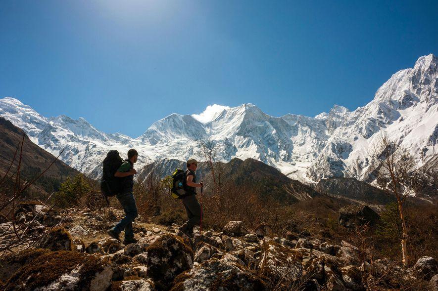 La Gran Ruta del Himalaya, Nepal