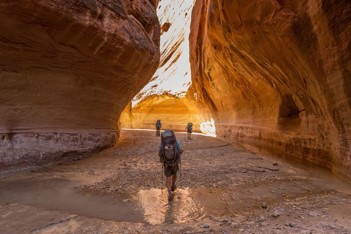 Ruta Hayduke, Utah/Arizona