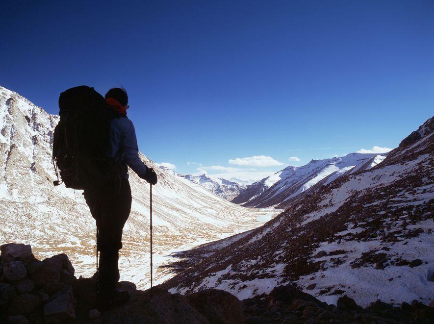 Peregrinación al monte Kailāsh, el Tíbet