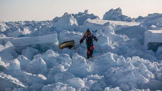 La expedición al Polo Norte de Eric Larsen y Ryan Waters