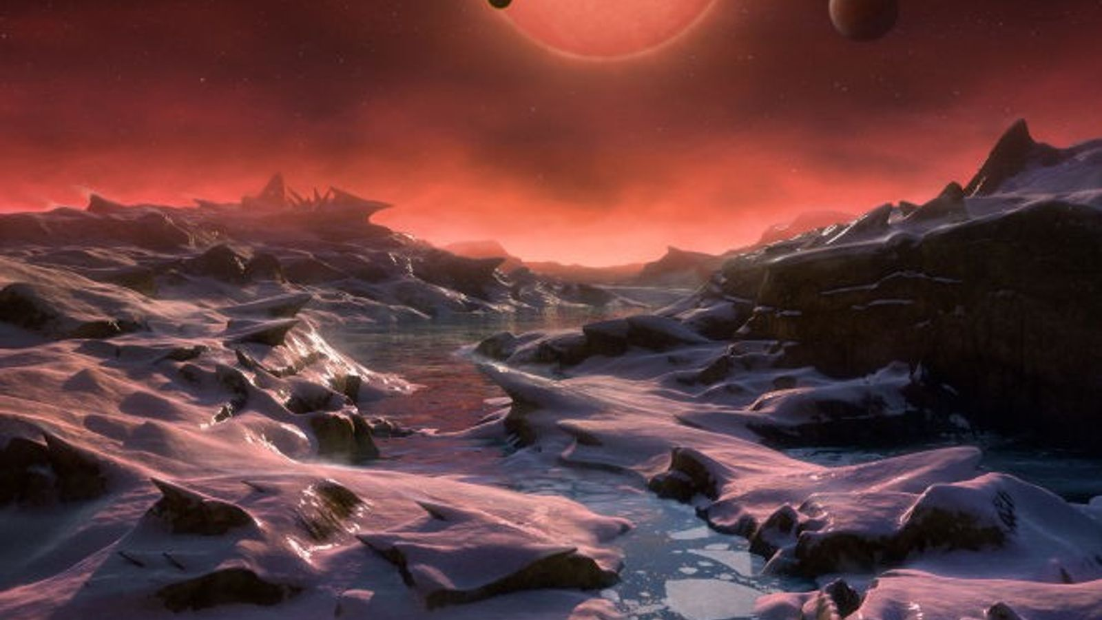 Planetas como la Tierra