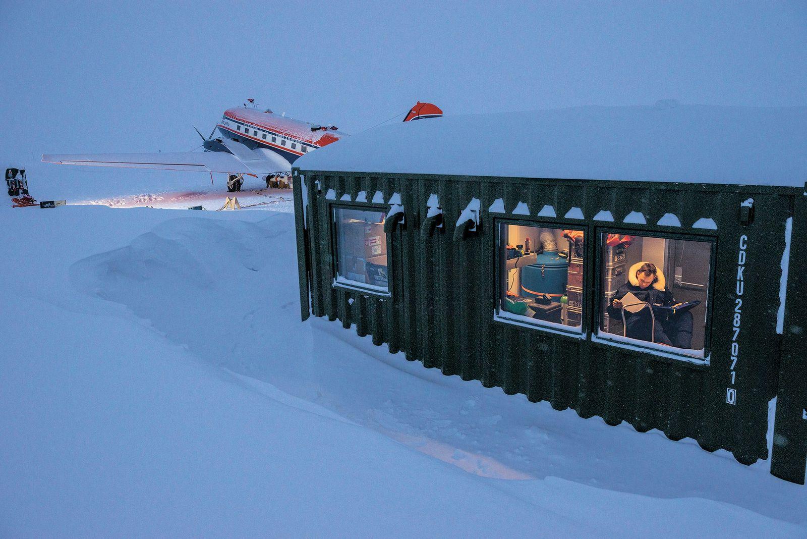 Avión Polar 5