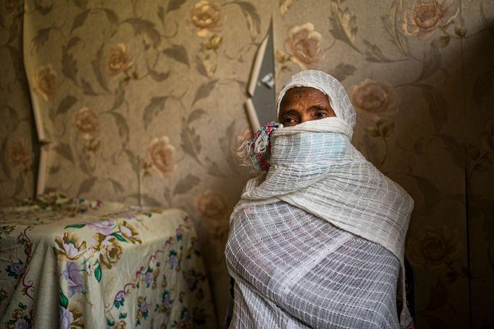 Shewit, víctima de violación