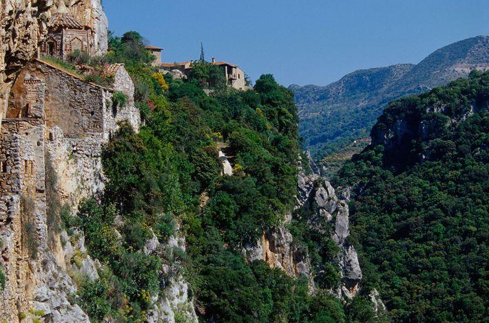 Monasterio de Philosophou