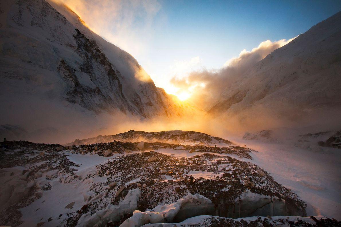 Arista Oeste del Everest