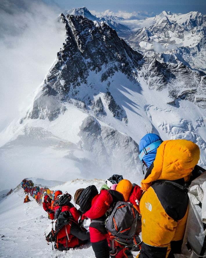 Expediciones al Everest