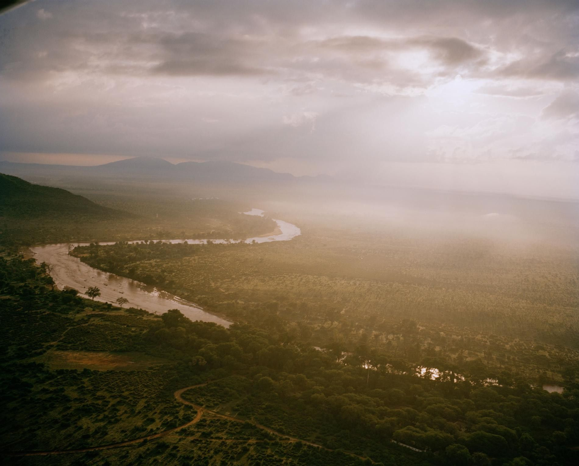 Río Ewaso Nyiro