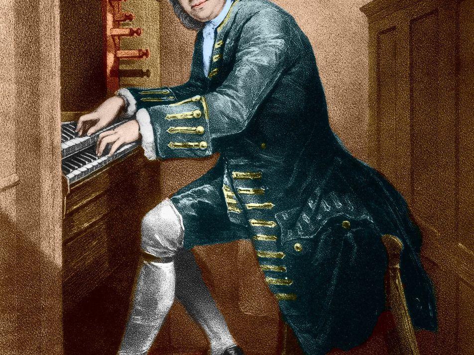 La anatomía de Bach podría haber potenciado su excelencia musical