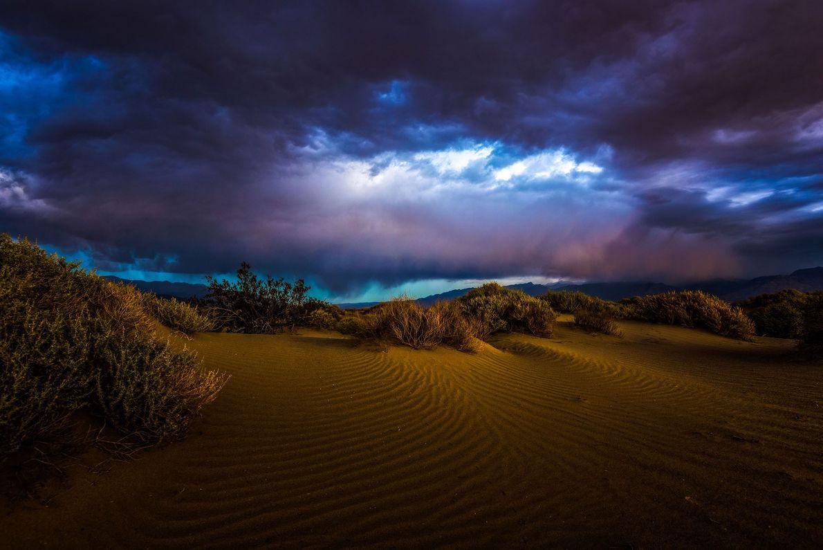 Valle de la Muerte, California