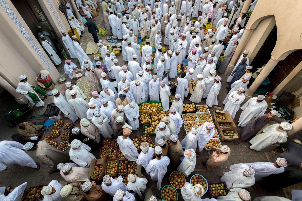 Nizwá, Oman