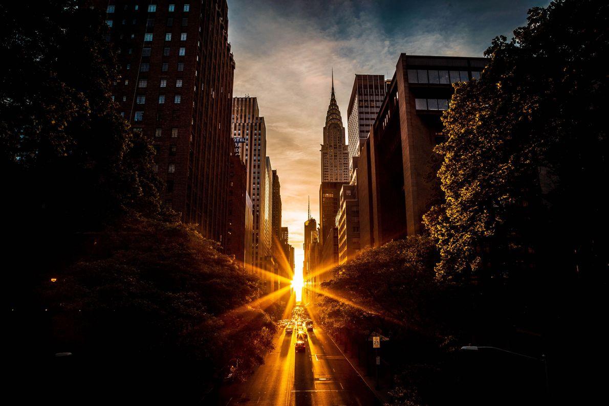 La magia de Manhattan
