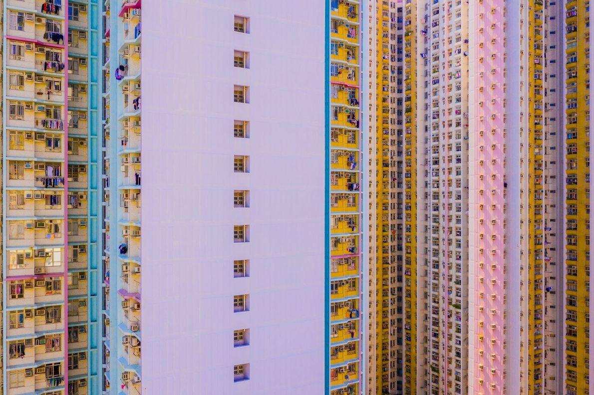 Casas arcoíris