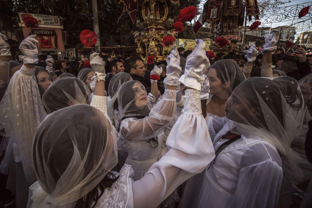 Día de santa Ágata