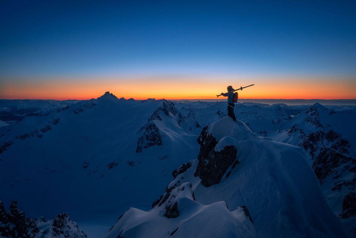 Esquí en Sunnmøre