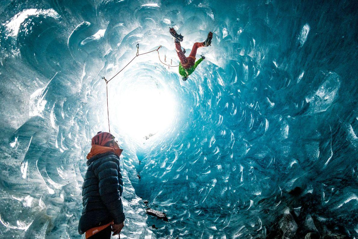 Tubo de hielo
