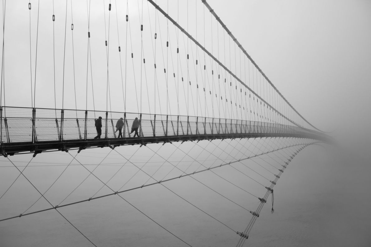 Puente a la nada