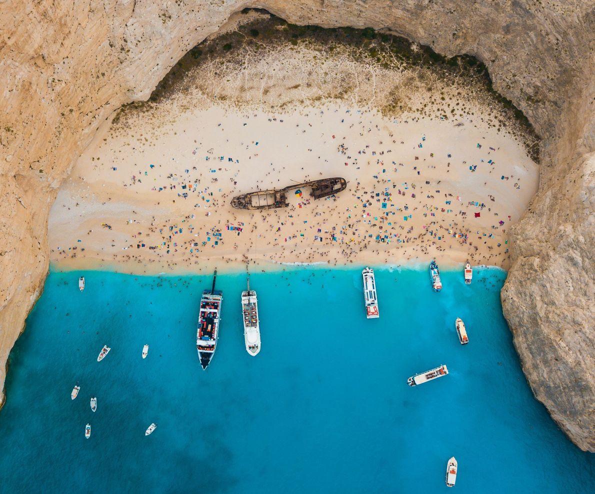 Playa naufragio