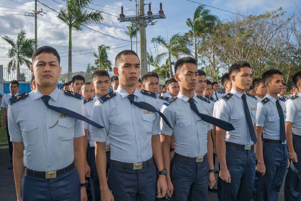 Cadetes de la Marina