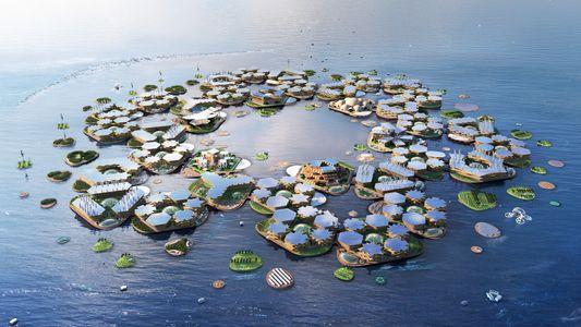 Según la ONU, las ciudades flotantes podrían mitigar la crisis de vivienda mundial