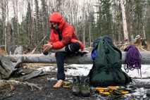 Un excursionista