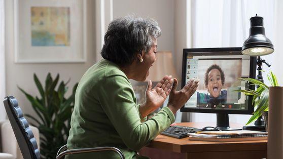 Cómo fomentar la relación entre los niños y los abuelos