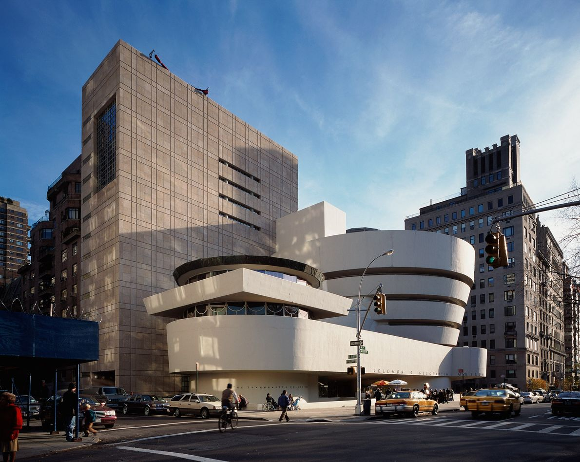Obras arquitectónicas del siglo XX de Frank Lloyd Wright, EE.UU.