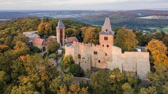 Castillo de Frankenstein