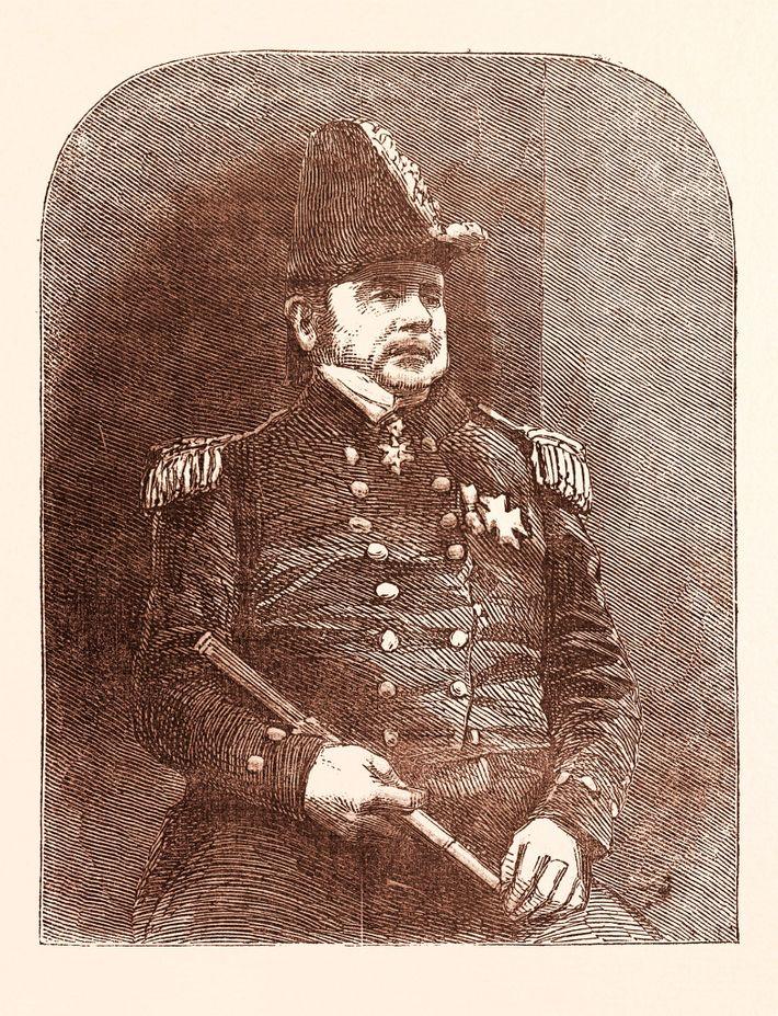 Sir John Franklin