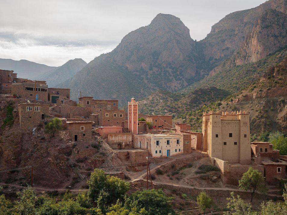 Alex Honnold en Marruecos