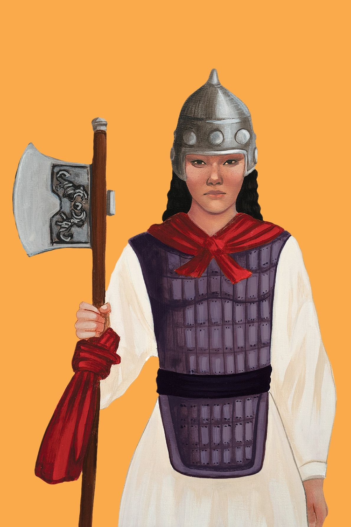 General Fu Hao