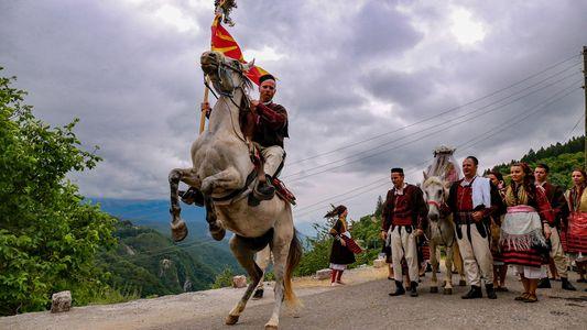 Así es el festival matrimonial más tradicional de Europa
