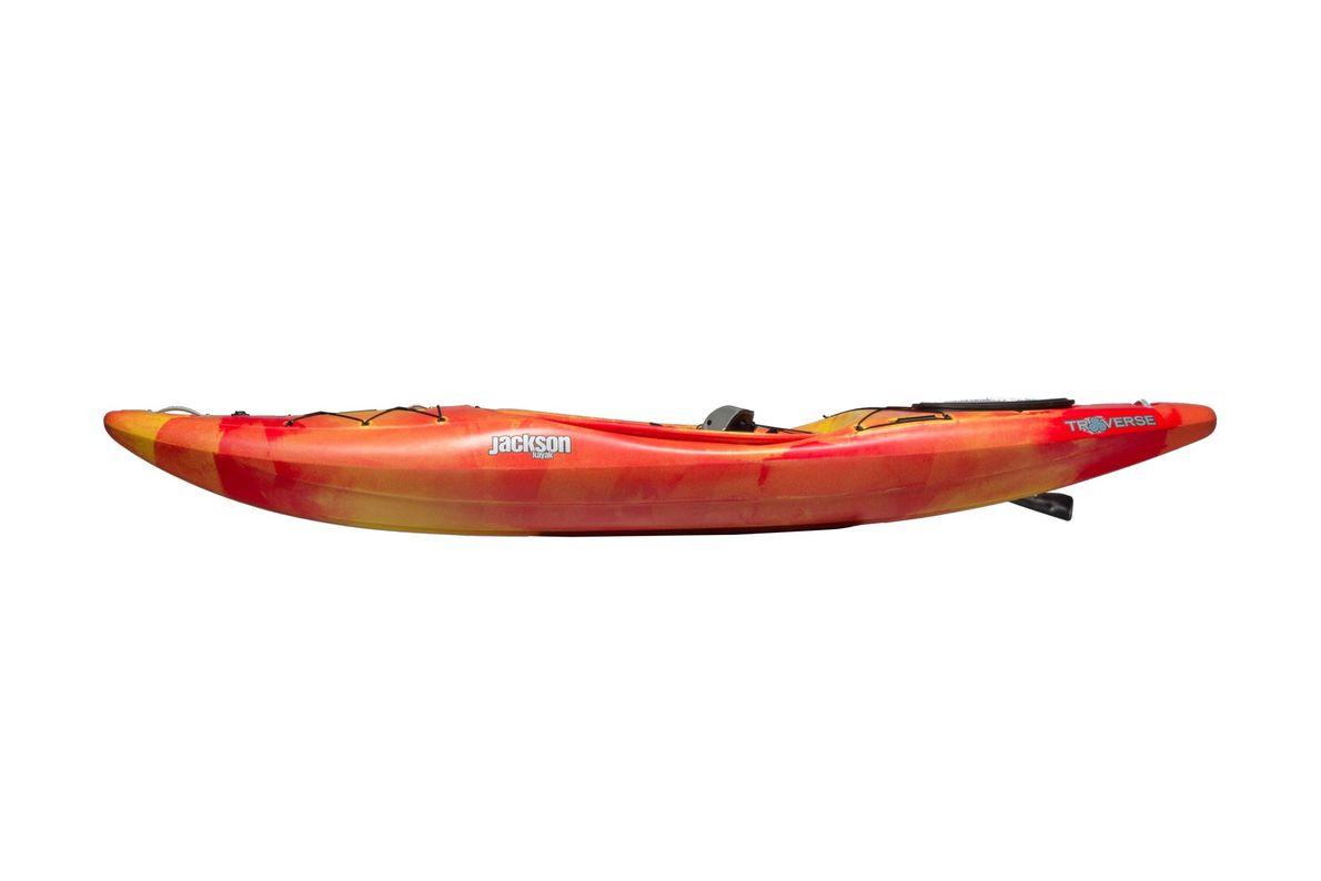 Jackson Kayak Traverse