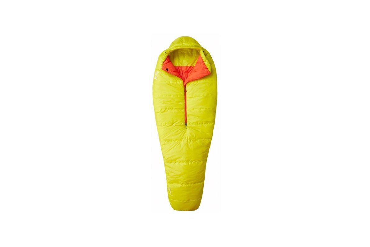 Saco de dormir HyperLamina™ Spark 35F/1C de Mountain Hardwear