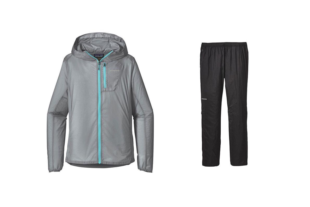 Conjunto de chaqueta y pantalón Houdini, de Patagonia