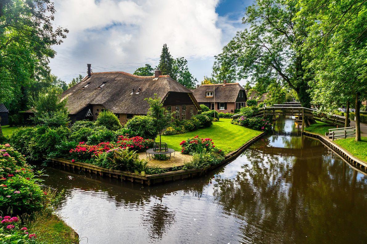 Geithoorn, Países Bajos