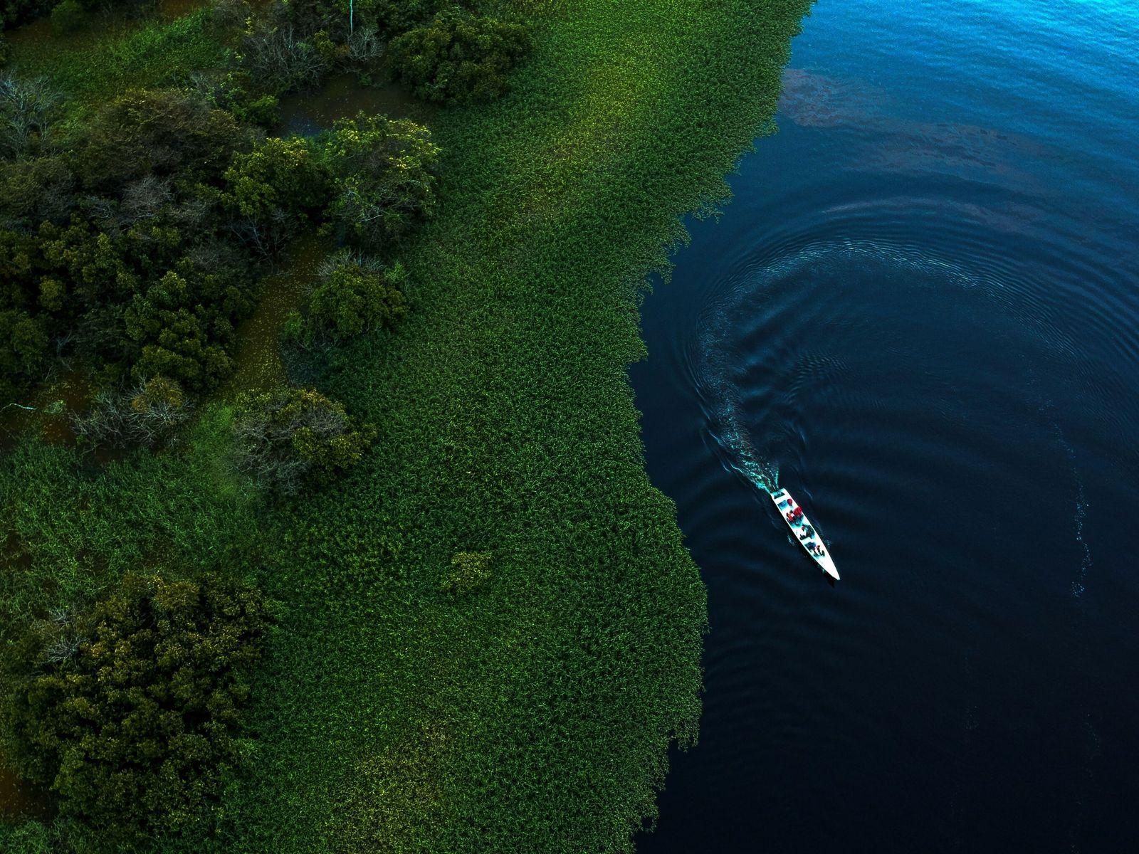 Lago Maciel