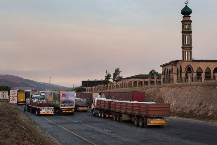 Puesto fronterizo de Oshoek