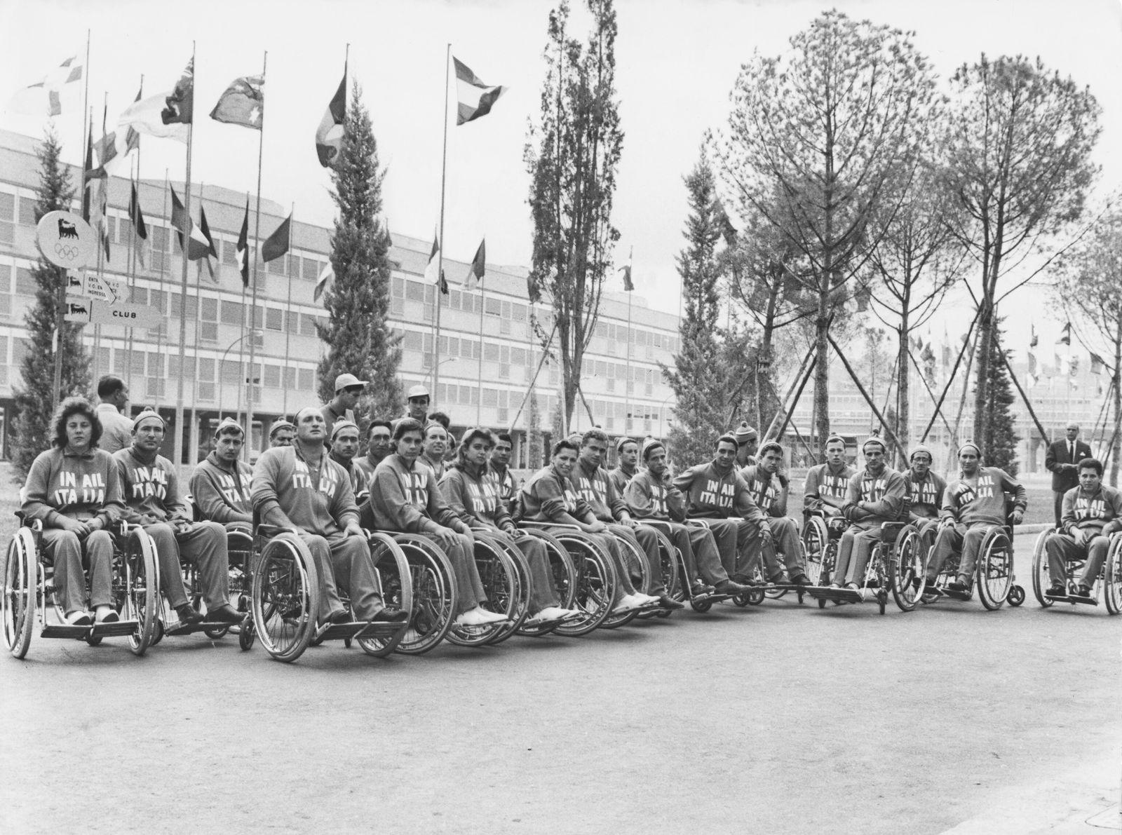 Paralímpicos italianos