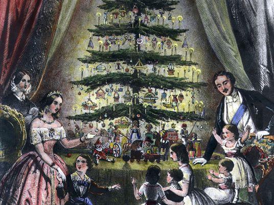 ¿Por qué tenemos árboles de Navidad? Esta es la historia de la tradición festiva