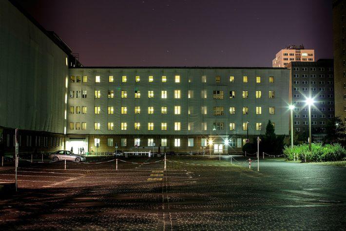 Un recorrido por el archivo de la Stasi