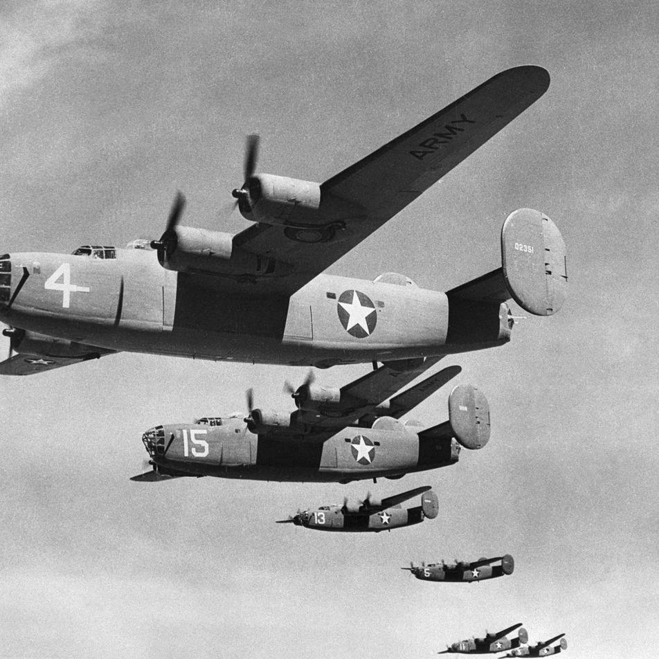 La incansable búsqueda de la paz de unos veteranos de la II Guerra Mundial