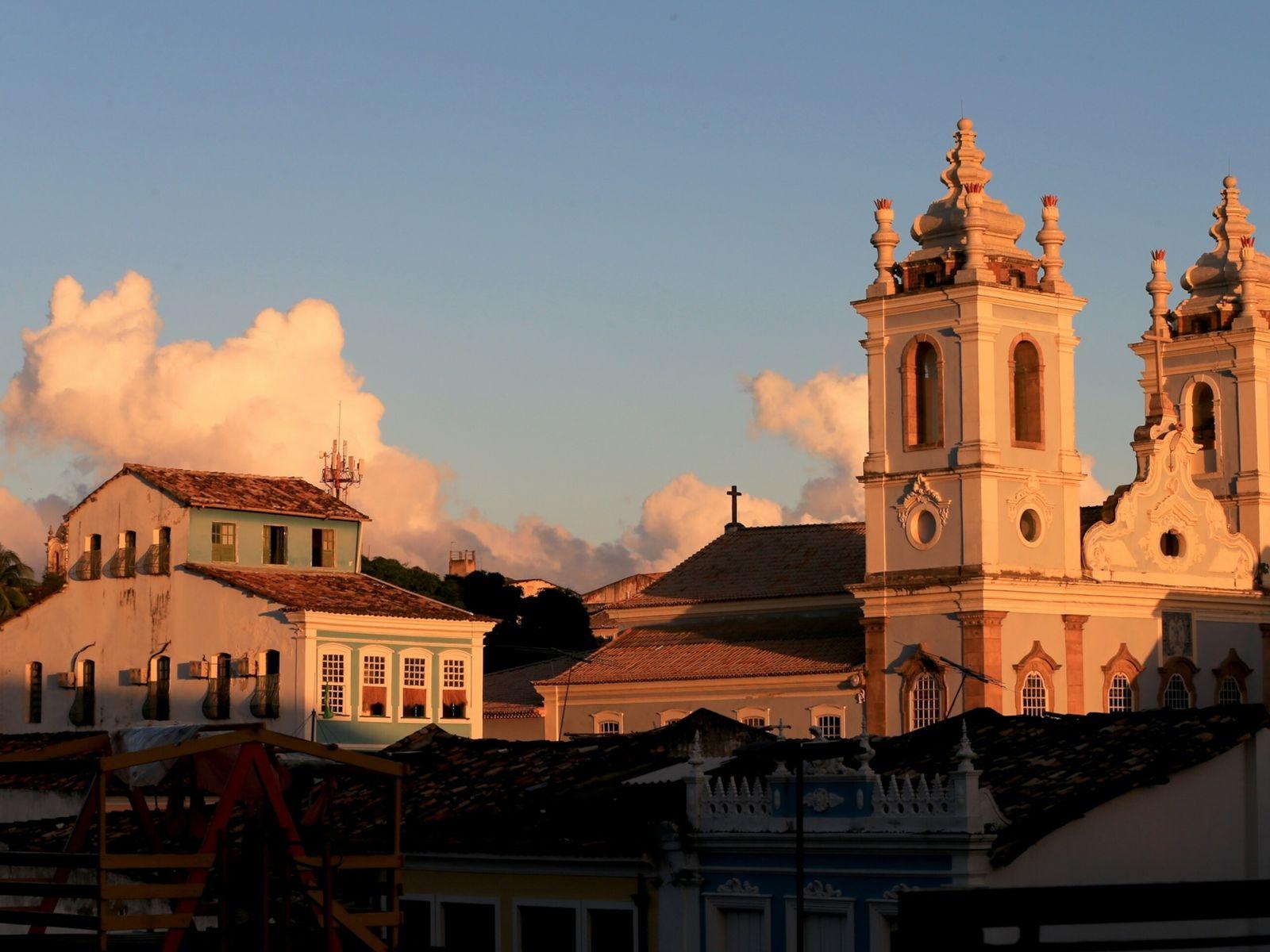 Fotografía de la Iglesia de Nuestra Señora del Rosario de los Negros