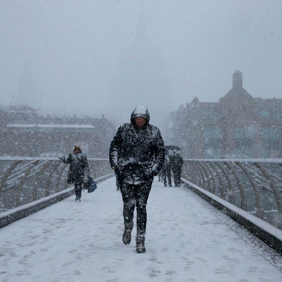 Las nevadas intensas en Europa podrían deberse a la pérdida de banquisa ártica