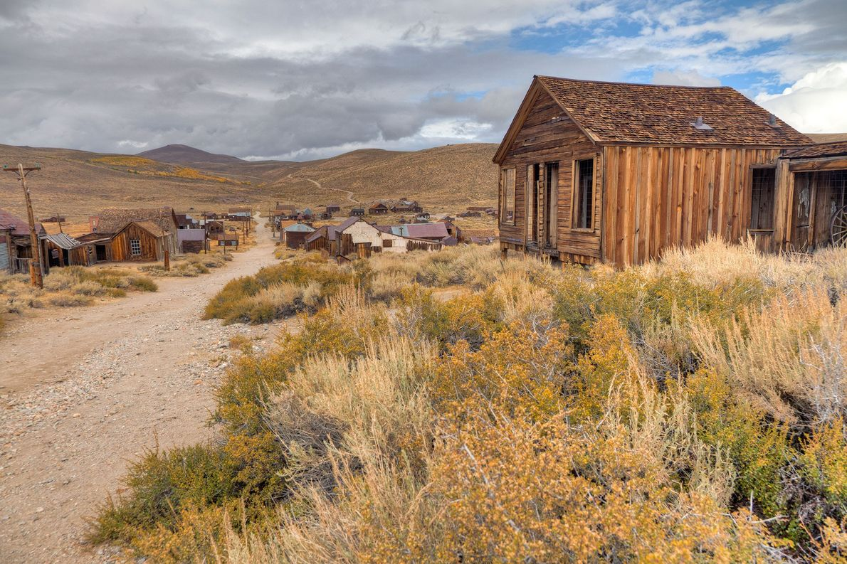 Bodie, California, Estados Unidos