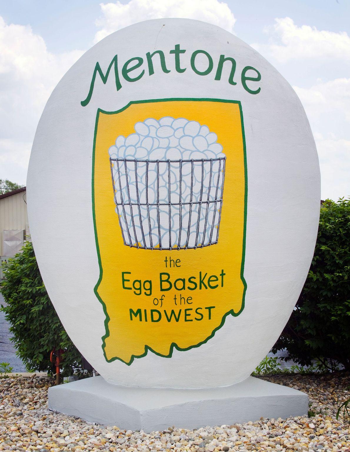 Mentone, Indiana, Estados Unidos